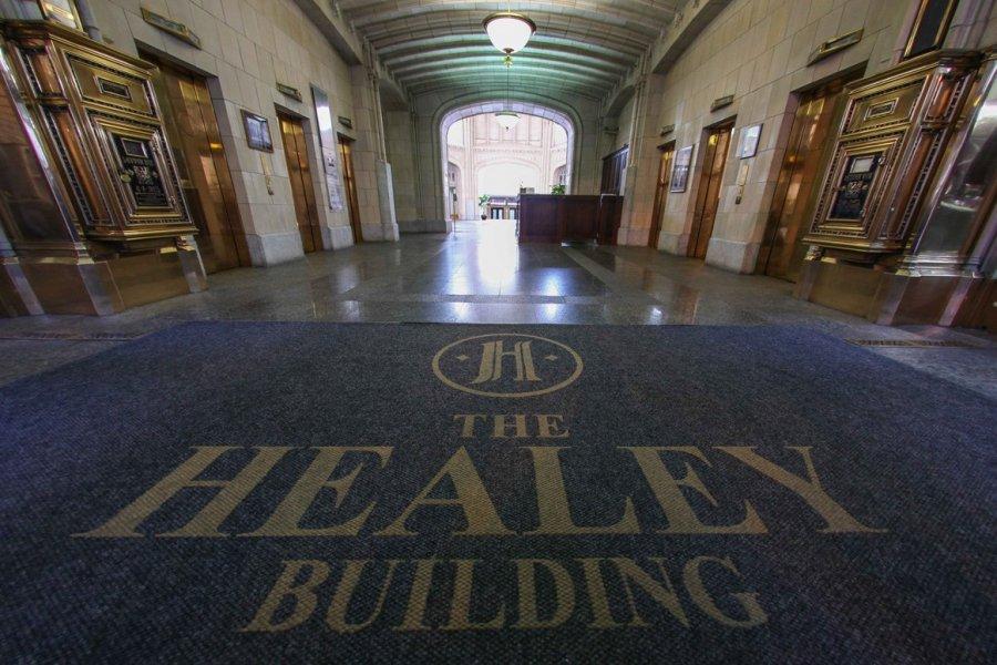 Healey Building